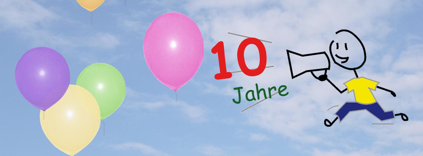 10 Jahre Logopädie Scheßlitz